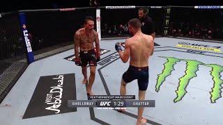 Лучшие моменты турнира UFC Бойцовский остров 7: Холлоуэй vs Кэттер