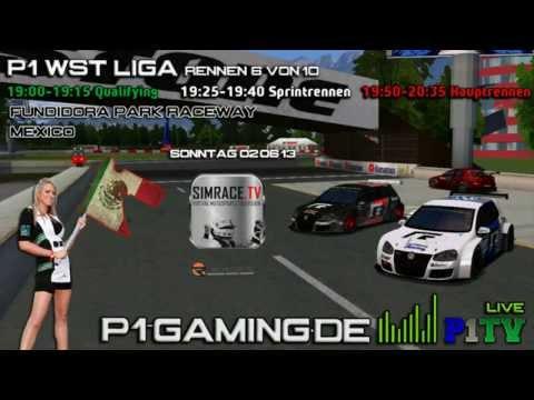 P1 WST Liga Rennen - Fundidora Park