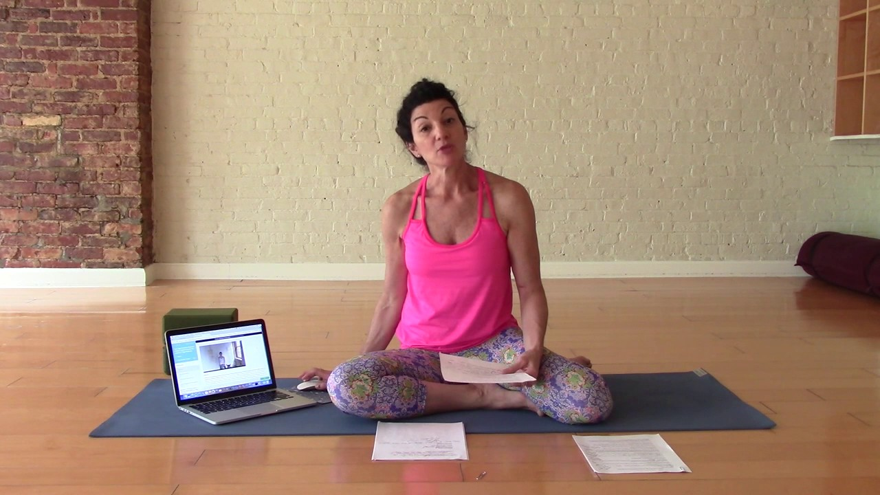 Learn about yoga anatomy online with Bare Bones Yoga - YouTube