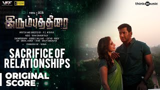 Irumbuthirai | Sacrifice of Relationships Background Score | Vishal, Samantha | Yuvan Shankar Raja