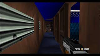 GoldenEye 007 - Agent Walkthrough - Part 14: Train
