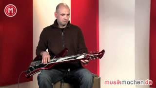 Peavey Powerslide im Test auf MusikMachen.de