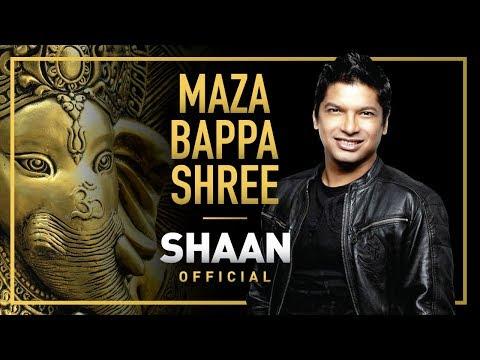Maza Bappa Shree | Ganpati Song By Shaan