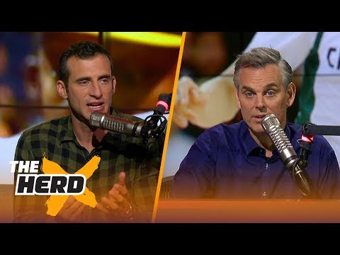 Doug Gottlieb reacts to LaVar's decision to reportedly take LaMelo out of High School  | THE HERD