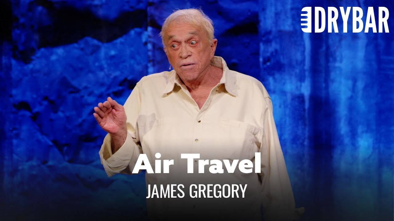 You Don't Realize How Dangerous Air Travel Can Be. James Gregory