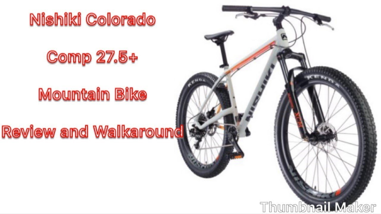 Nishiki Colorado Comp 27 5 Mountain Bike Review Youtube