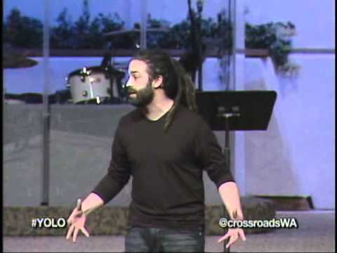 "Sun. 3/9/14, You Only Live Once, ""We Are The World"" (Ecclesiastes 9) Pastor Daniel Fusco"