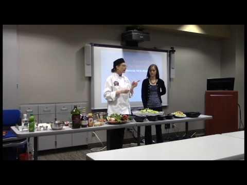 Tips on Eating Healthy Seminar - Centennial Building