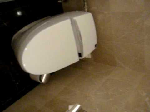 self opening toilet seat. Automatic Toilet Seat Opening  YouTube