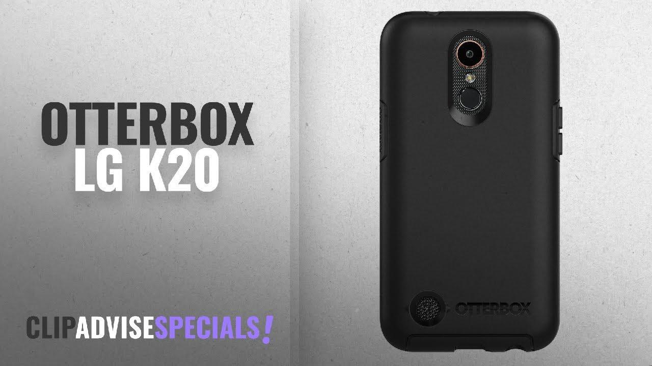 super popular b62c9 bf90d Top 5 Otterbox Lg K20 [2018 Best Sellers]: OtterBox SYMMETRY SERIES Case  for LG K20V / LG K20 plus /