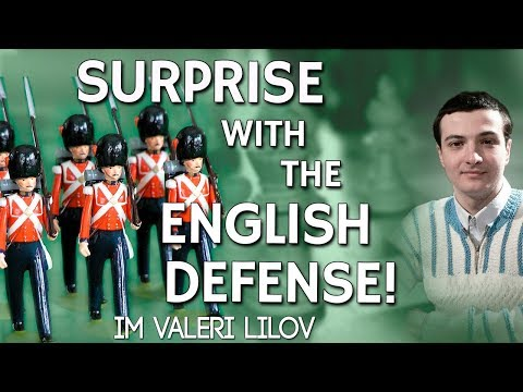 Shock d4 players with the English Defense! 😱 with IM Lilov [Free Training]