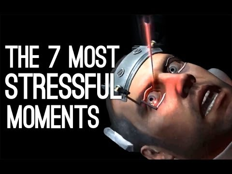 The 7 Most Stressful Moments in Games