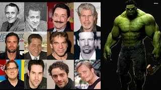Comparing The Voices - The Hulk