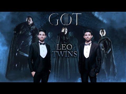 Leo Twins Inspiring Instrumental Of Games Of Thrones | GOT | Public Figura