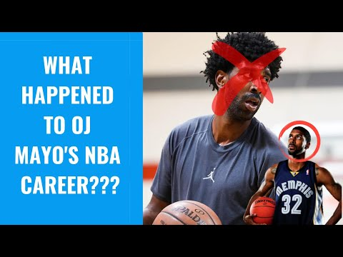 What Happened To OJ MAYO's NBA Career?  TheBlackRanger X