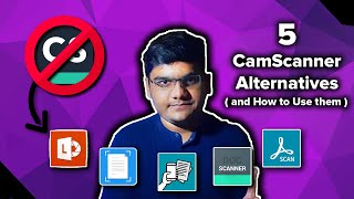 Top 5 Free Document Scanner apps 2020   CamScanner Alternatives and How to Use them screenshot 5