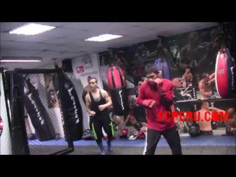 Entrenamiento de Boxeo en Peru Fight Academy - Sombra Final
