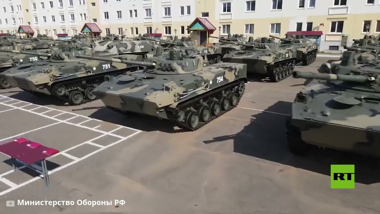 القوات الروسية تحصل على عربات إنزال جوي من الجيل الرابع  - نشر قبل 4 ساعة