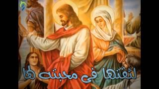 فيديو للعذراء ومعجزة عُرس قانا