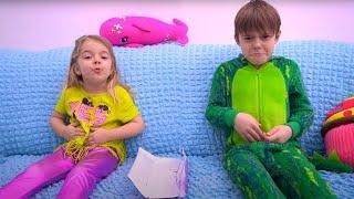 Copiii doresc aceeasi ciocolata الأطفال يريدون نفس الشوكولاتة