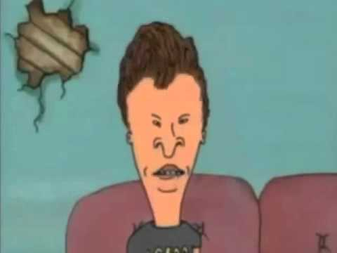 Beavis and Butthead Happy Birthday YouTube – Beavis and Butthead Birthday Card