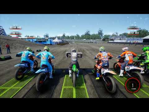 Let's Race Online In MXGP 2019 - The Official Motocross Videogame