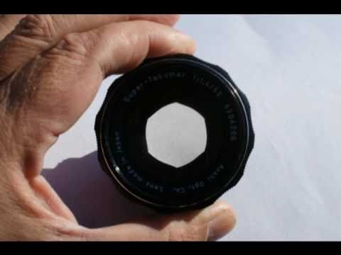 removing-yellow-tint-from-lenses-for-60's-and-70's