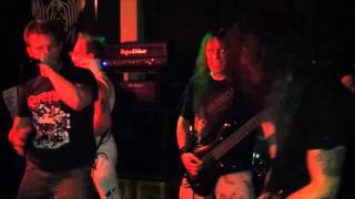 STRAIGHT FROM HELL - KILLED BY LIFE  - Leipzig - Four Rooms