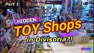 Hidden Toy Shops In Divisoria?! Legos,beyblade,,doll House,clay Dough Set And More