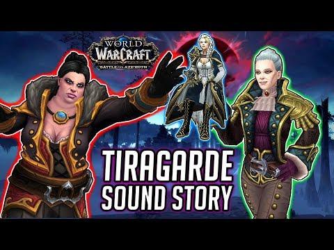 Tiragarde Sound Story: Main Quest Line & All Cutscenes (WOW BFA)
