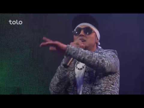 sayed jamal mobarez afghan star top 12,  (afghan rap) سید جمال مبارز ستارهٔ افغان