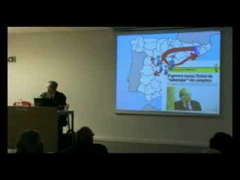 Conferència: «La teoria de control i la independència de Catalunya»