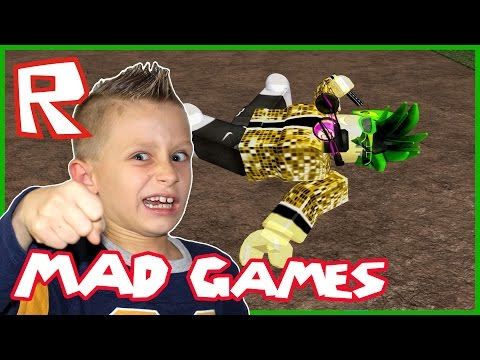 Roblox MAD Games / Cat Attack