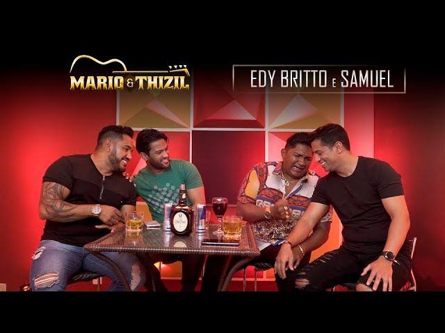 Enquanto isso - Mário & Thizil part. Edy Britto & Samuel