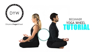 Dharma Yoga Wheel Beginner Tutorial