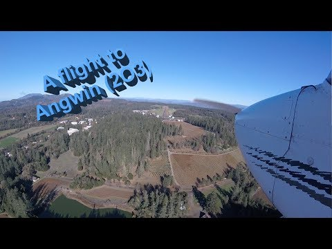 Concord, CA to Angwin, CA (2O3) with ATC...