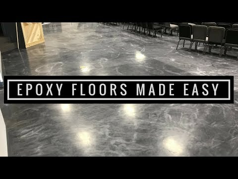 Epoxy Floors Made Easy Leggari Metallic Epoxy Kits