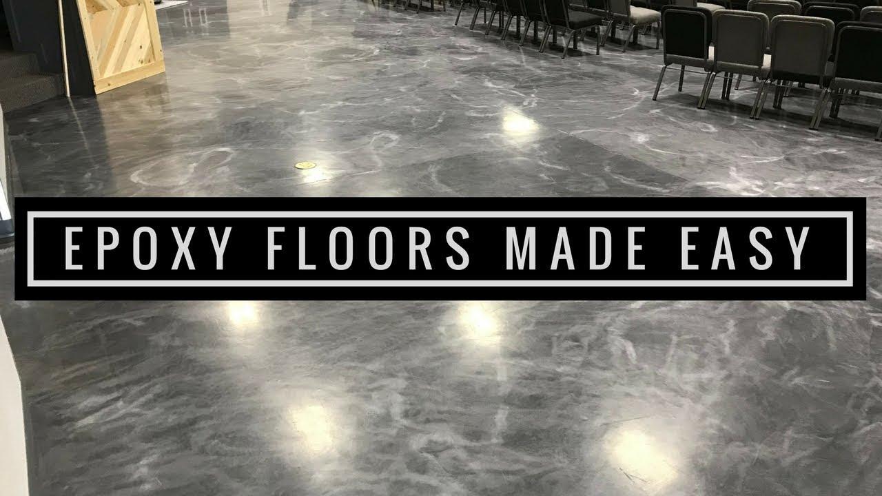 Epoxy Floors Made Easy Leggari Metallic Kits