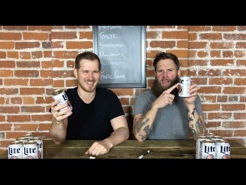 Beer Me Episode 67 - Miller Lite