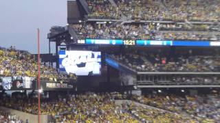 Ecuador vs. Greece Soccer Exhibition Game at Citi Field, Greece's Goal HD - 06-07-2011
