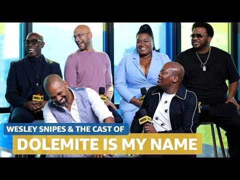 Patty Jackson: Patty TV - The Cast of Dolemite
