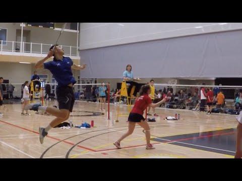 Badminton Alberta Junior Provincials 2015