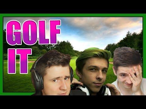 PŘÁTELSKÁ HRA GOLFU - Golf It /w Bax, MenT