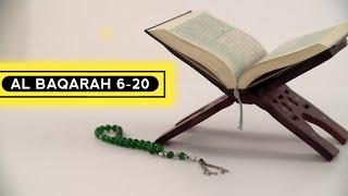 Surah Al Baqarah 6-20 By Nadeem Khan
