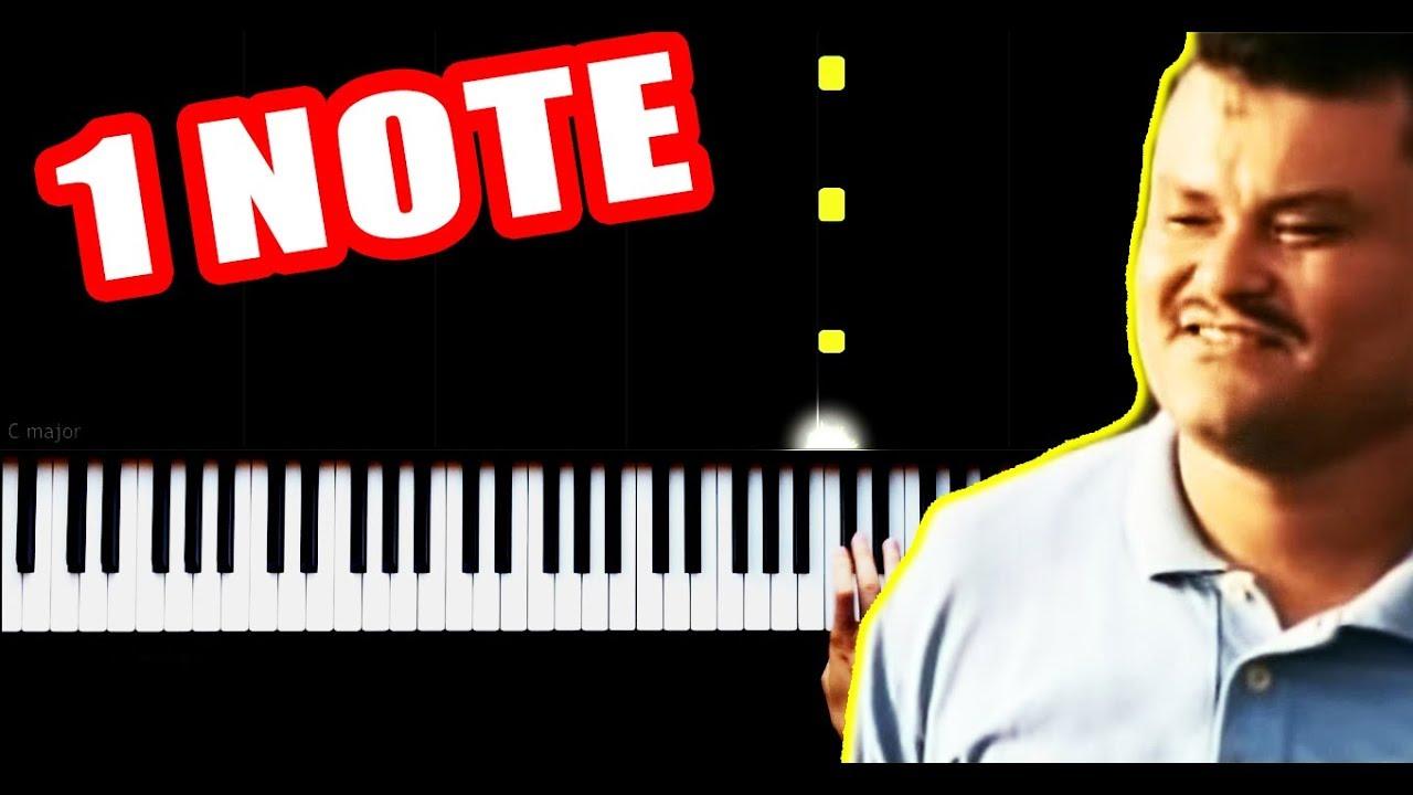 1 Nota Biliyorsundur Ama .... - Piano by VN