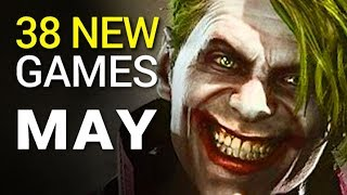 May PlayScores | 38 New Switch, PC, PS4, XB1, 3DS games of May 2017
