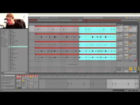 Drum Editing/Polishing