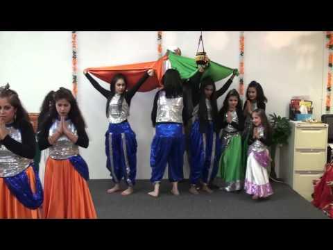 Wonderful dance performance on Ek Tera Naam Hai Saacha song