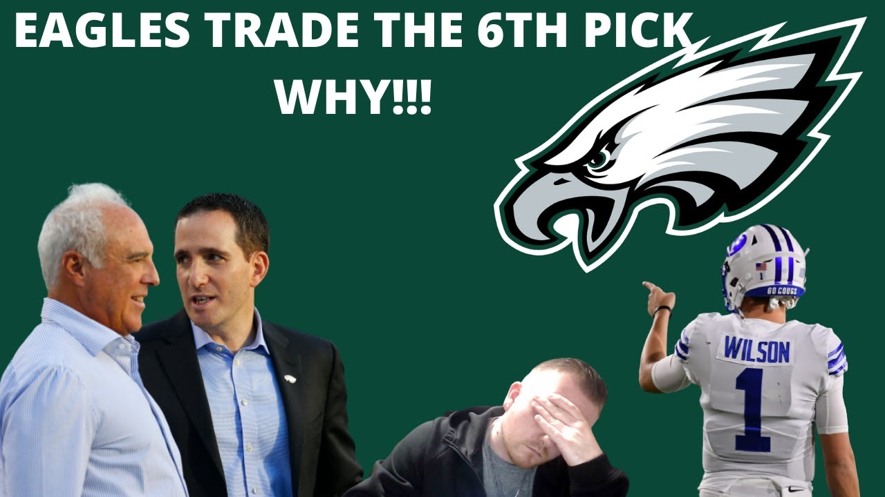 Download Eagles Trade 6th overall Pick To Dolphins WHY!! | HOWIE HAVE A PLAN OR NO? | 3 1st Round Picks 2022