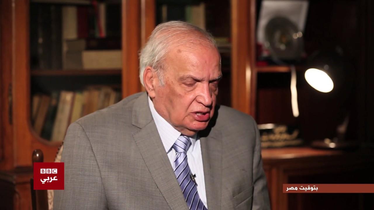 BBC عربية:بتوقيت مصر: لقاء خاص مع الفقيه الدستوري محمد نور فرحات حول أبرز الملفات السياسية في مصر